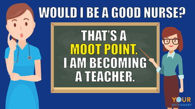 moot point example