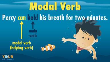 modal verb example sentence