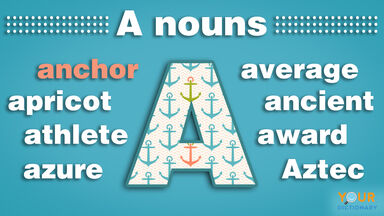 nouns that start with a