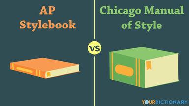 ap stylebook versus chicago manual of style