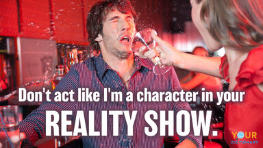 refreshingly funny quote reality show