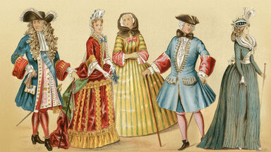 early modern era of women and men