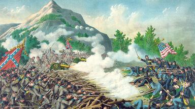 battle of kennesaw mountain civil war 1864