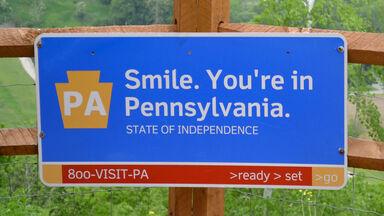 sign Pennsylvania