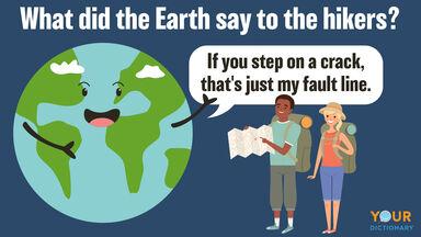 science pun earth