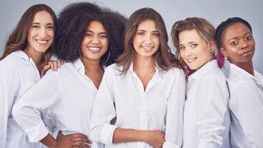 group women physical characteristics humans