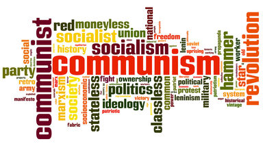 word cloud as ideology examples