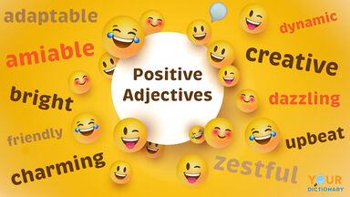 Positive Adjectives Examples