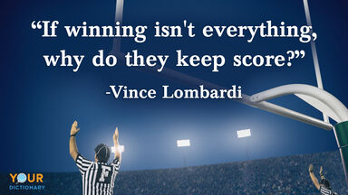 sports quote vince lombardi