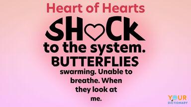 concrete poem heart of hearts