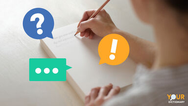 Woman Writing as Conversational Writing Tips