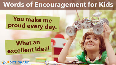 Encouraging Words for Kids to Build Confidence