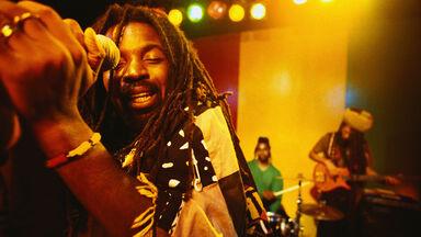 Raggae band music from Jamaica Caribbean
