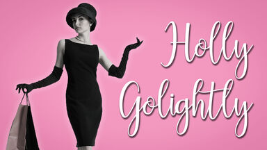 round character example Holly Golightly