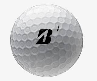 Bridgestone e12 CONTACT Golf Ball Dimple Pattern