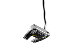 Sole of the 2021 Scotty Cameron Phantom X 5.5 Putter