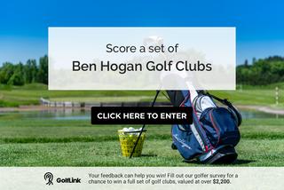 ben hogan golf sweepstakes entry