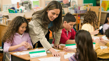 elementary students classroom misspelled words activity