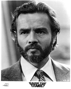 Richard Jordan portrait