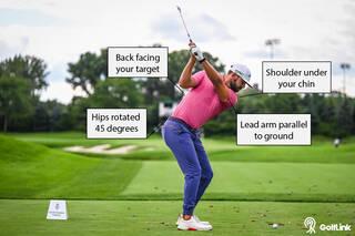 backswing tips 101