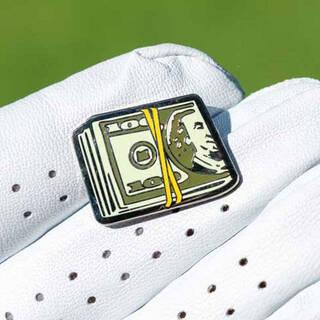 Matchstick golf ball marker