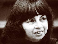 Gloria Anzaldua in 1980 San Francisco