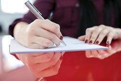 writing a declarative sentence