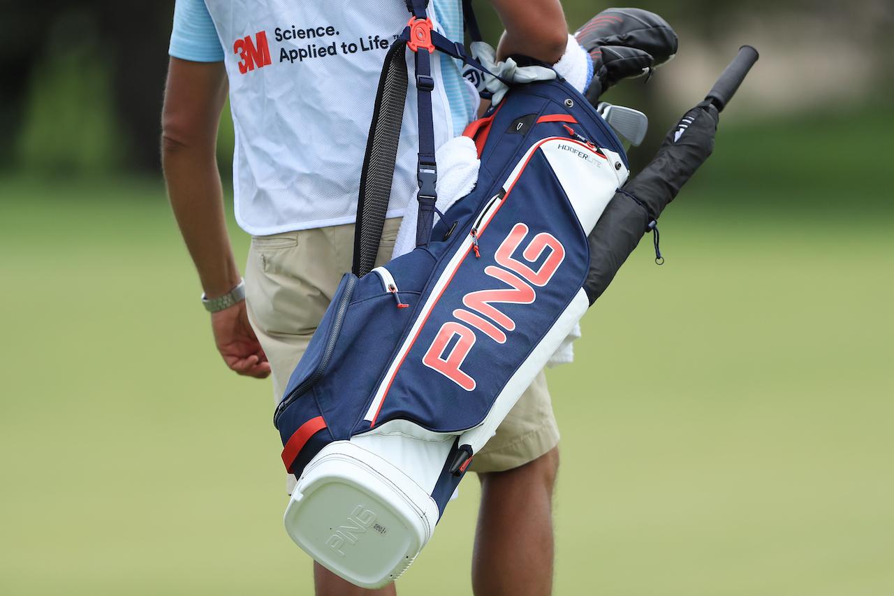 Ping golf bag g2 iron