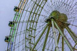 Ferris Wheel Axle