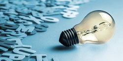 Shine a light on main idea