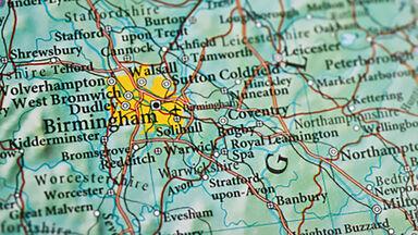 map of birmingham area