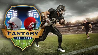 Fantasy football concept