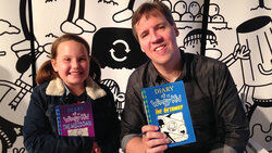 Author Jeff Kinney - Copyright Carol/Puresugar on Flickr