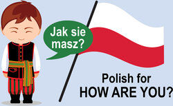 How are you? in Polish language