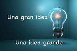 good and big idea