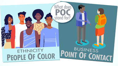 what does poc stand for?