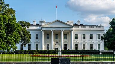 POTUS white house in Washington D.C.