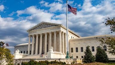 SCOTUS supreme court building in d.c.