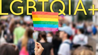 LGBTQIA+ acronym