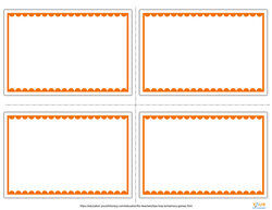 flash cards for memory games