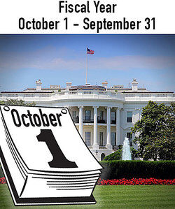 Fiscal Year Calendar And The White House As Government Accounting Terms