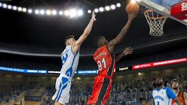 basketball slang automatic