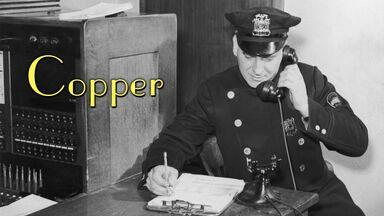 1930s slang copper