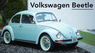 Volkswagen Beetle underline example