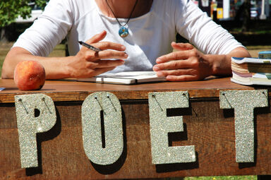 Woman and The Word Poet As Tips on Writing Poems