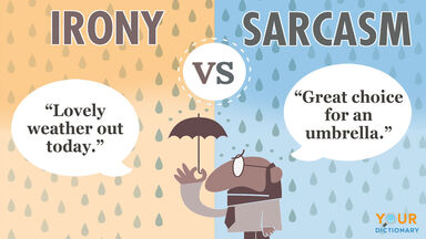 irony vs sarcasm