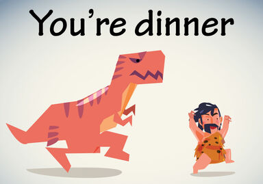 You're dinner meme