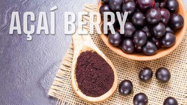 açaí berry letter a food