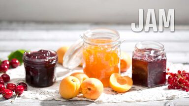 foods that start with j jam
