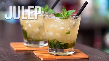 foods that start with J julep